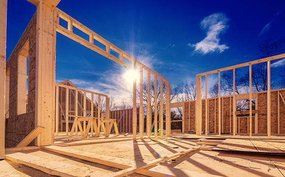 Builders Confident, but Lumber Prices Soar Amid Shortages